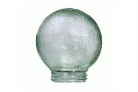 Плафон-рассеиватель ЭЛЕТЕХ НББ 62-009-А85 Кольца, шар стеклянный, без арматуры