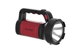 Фонарь-светильник Космос Премиум прожектор KOSAc8005wLith, 5Вт LED, литиевый аккумулятор 2400мАч, 2 режима работы, черно-бордовый