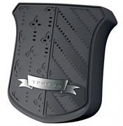 Звонок проводной Готик трель Тритон ГС-03, 220В, 80-90дБ, черный/серебро