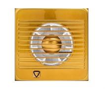 Вентилятор вытяжной EVENT 100С, золото пиратов, накладной, без выключателя, 13Вт, 220В