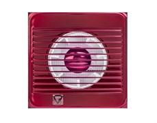 Вентилятор вытяжной EVENT 100С, пьяная вишня, накладной, без выключателя, 13Вт, 220В