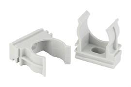 Крепежная клипса PPRC25 для металлопластиковой трубы, диаметр 25мм