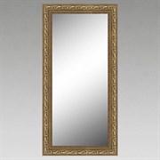 Зеркало настенное sa 6026-105, 50x100см, в раме, бронза