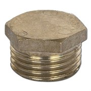 Заглушка 20 НР никель