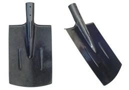 Лопата штыковая прямоугольная рельсовая сталь б/ч